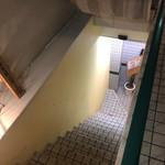 95709719 - 店内は地下です。