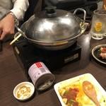 喜 - もつ鍋