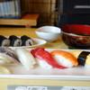 富久鮨 - 料理写真:本日の竹セット(\780税抜き)