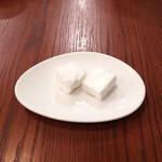 Cafe Noisette - ココナッツのギモーヴ