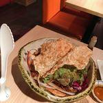 はるちき - 大根とレンコンの湯葉サラダ