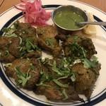 やっぱりインディア - ラムバラ肉カバブ