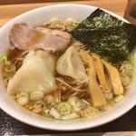 95716241 - 水餃子そば(2018.10)