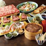 黒毛和牛ひつまぶしと創作和食 雅じゃぽ - 料理写真: