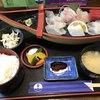 寿し魚処・網代 - 料理写真:刺身定食=1080円