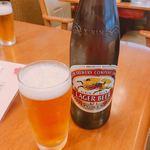万俵 - キリンラガービール 大瓶  500円