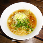 bow cafe - 小さなラーメン