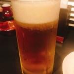 さくらみち - 生ビール