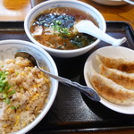 上海菜館 - 料理写真:王道3点セット