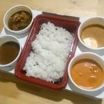 サパナマハル - 食べ比べセット