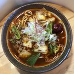 創作麺処 麺ソウル ラボ - 11月限定「薬膳火鍋らーめん」