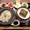 茉莉花 - 料理写真:蘇州水餃子&蓮の葉おこわの膳