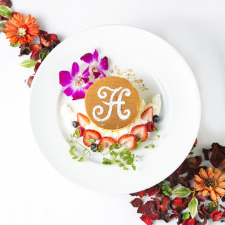 ★絶品♪ふわとろパンケーキ♪