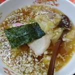 東洋軒 - ワンタン麺¥820