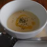95729220 - 蕪のスープ