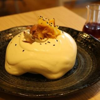 焼き芋パンケーキ