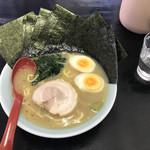 海家 - 料理写真:写真でもとろみのあるスープが伝わるのでは?