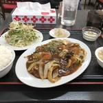 平安飯店 - 料理写真: