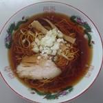 中華そば たてしな - 料理写真:ラーメン450円