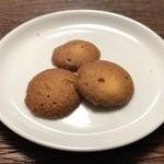 パティスリー ナナ - ちょこっとクッキー(オレンジ)