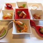 香虎 - プチ冷菜
