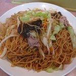 中華飯店 陽華 - 炒め焼きそば 700円