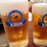9574983 - 生ビールでかジョッキ