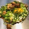 めっせ熊 - 料理写真:ネギおこ