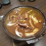 魚屋 魚八 - スルメイカの味噌焼き2018.10.29