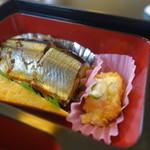 味処 うおみ - 料理写真:秋刀魚煮付け美味い