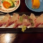 五鐵 夢境庵 - 真鯛の刺身