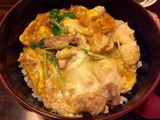 五鐵 夢境庵 - 軍鶏親子丼