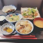 郷土食と宿 せんでゃー     - 料理写真: