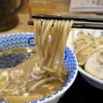 95744383 - 「特製濃厚つけ麺」(1180円)