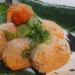 活魚水産 - あん肝