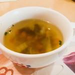 さわやか - スープ