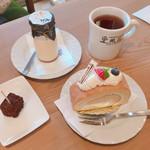 cafe&cake 風花