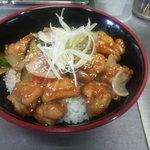 いちカフェレストラン - 酢鶏丼