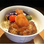 いちカフェレストラン - ハンバーグ丼