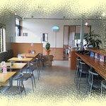 いちカフェレストラン - 喫煙可能なカウンターがあるAルーム