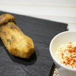 SUGALABO - 松茸フライ タルタルソース