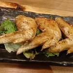 鶏と蕎麦。玄 -