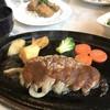 ステーキ 石かわ - 料理写真: