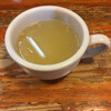 ザ・ハンバーグ - 料理写真:セットのスープ('18/11/02)