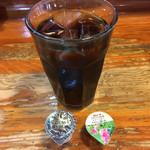 95754161 - +100円のアイスコーヒー('18/11/02)