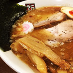 玉五郎 - 特製煮干しラーメン:930円