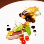 京の野菜とジビエの町家レストラン むすびの - コースはご希望の予算に合わせてアレンジも承ります