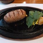 ジャンジャン - 宮古牛黄金ハンバーグステーキ