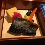 ザ・ウィンザーホテル洞爺リゾート&スパ - お魚はニシン