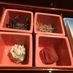 ザ・ウィンザーホテル洞爺リゾート&スパ - ご飯のおとも